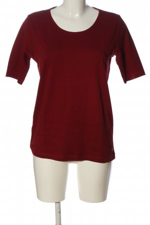 Cecil Schlupf-Bluse rot Casual-Look