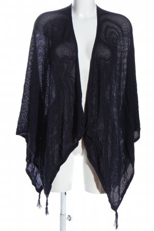 Cecil Shoulder Scarf blue casual look