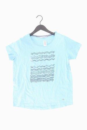 Cecil T-shirt blu-blu neon-blu scuro-azzurro