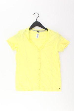 Cecil Shirt Größe S gelb aus Baumwolle