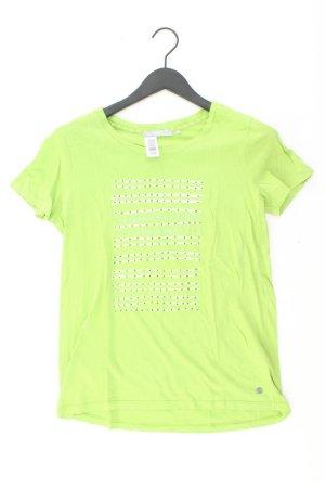 Cecil T-shirt verde-verde neon-menta-verde prato-verde prato-verde bosco Cotone