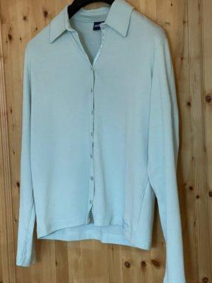 Cecil Chaqueta estilo camisa azul claro