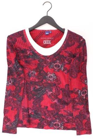Cecil Shirt rot Größe S