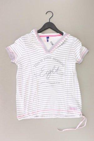Cecil Shirt weiß gestreift Größe M