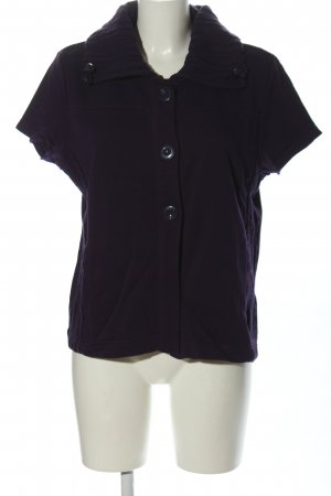 Cecil Chaqueta estilo camisa negro look casual