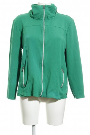 Cecil Shirt Jacket green casual look