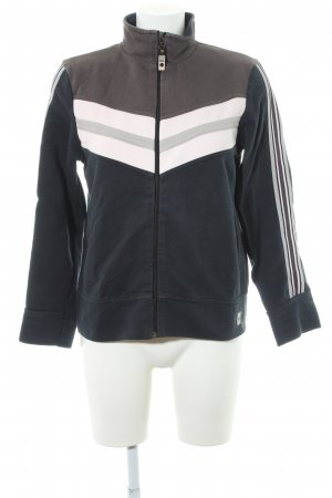 Cecil Shirtjacke Streifenmuster Casual-Look