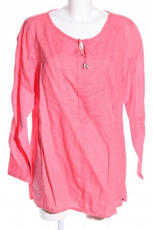 Cecil Shirt Tunic pink casual look