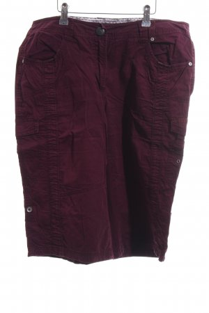 Cecil Shorts lila Casual-Look