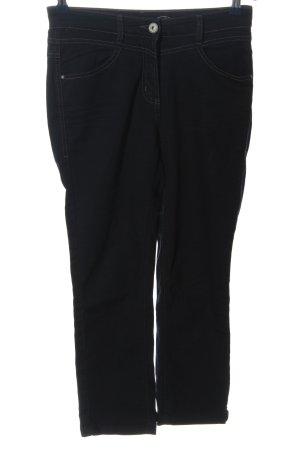 Cecil Skinny Jeans schwarz Casual-Look