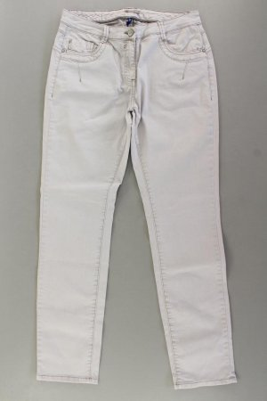 Cecil Skinny Jeans Größe W30 grau aus Baumwolle