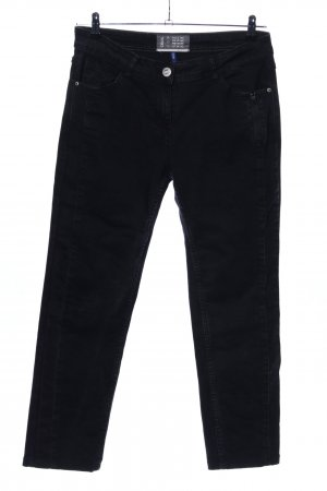 Cecil Slim jeans zwart casual uitstraling