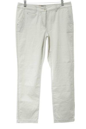 Cecil Slim Jeans hellgrau Casual-Look