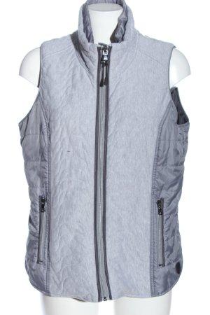 Cecil Smanicato sport grigio chiaro-blu motivo trapuntato stile casual