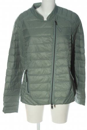 Cecil Quilted Jacket khaki quilting pattern casual look