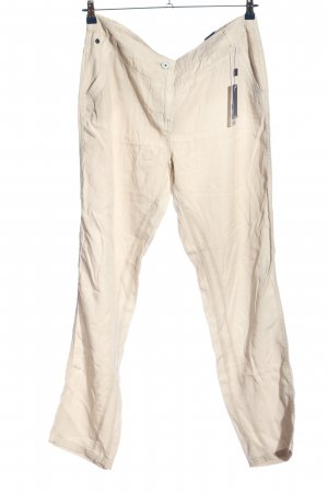 Cecil Stoffhose creme Casual-Look