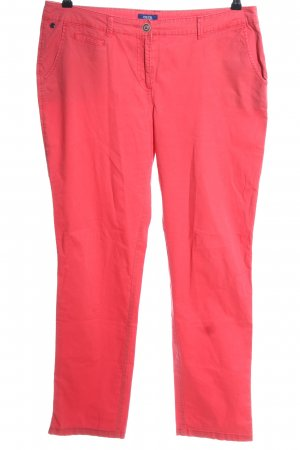 Cecil Stoffhose pink Casual-Look
