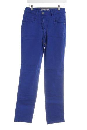 Cecil Jeansy z prostymi nogawkami niebieski Wygląd w stylu miejskim