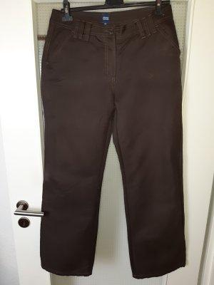 Cecil Jeans a gamba dritta marrone