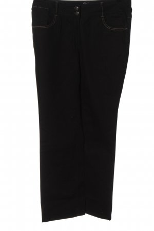 Cecil Jeansy z prostymi nogawkami czarny W stylu casual