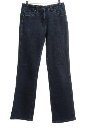 Cecil Jeansy z prostymi nogawkami Melanżowy Jeansowy wygląd