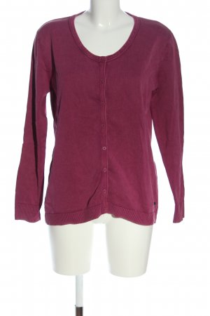 Cecil Strick Cardigan pink Casual-Look