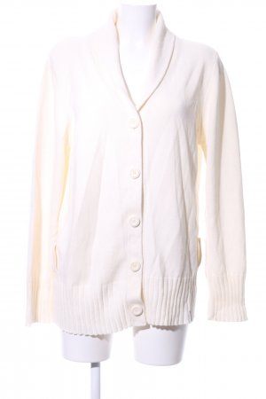 Cecil Strick Cardigan creme Casual-Look