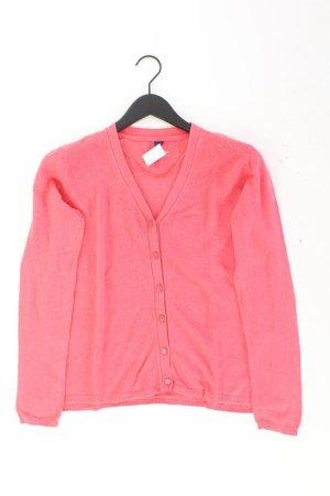 Cecil Gebreide cardigan lichtroze-roze-roze-neonroos Linnen