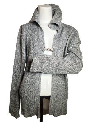 Cecil Long Blazer grey-dark grey