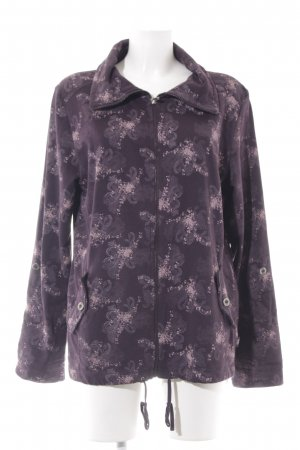Cecil Sweatjacke florales Muster Casual-Look