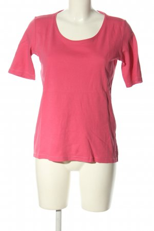 Cecil T-Shirt pink Casual-Look