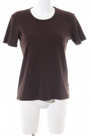 Cecil T-Shirt braun Casual-Look