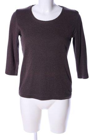 Cecil T-Shirt braun Casual-Look