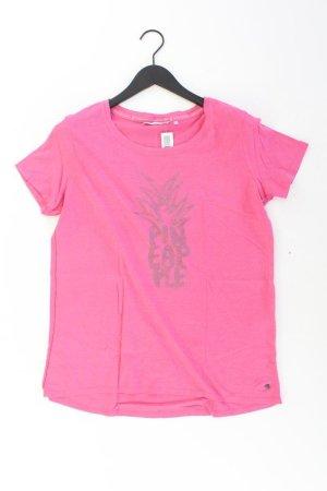Cecil T-shirt rosa chiaro-rosa-rosa-fucsia neon Cotone