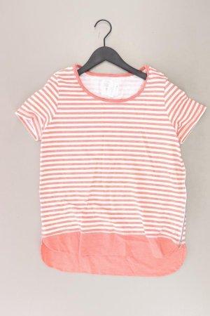 Cecil T-Shirt gold orange-light orange-orange-neon orange-dark orange cotton