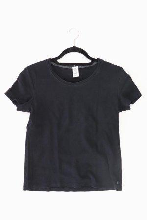 Cecil T-shirt nero Cotone