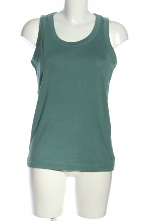 Cecil Tank Top turquoise casual look