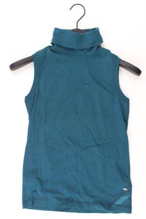 Cecil Top blue-neon blue-dark blue-azure cotton