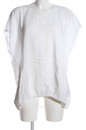 Cecil Boatneck Shirt natural white casual look