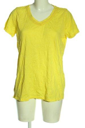 Cecil V-Neck Shirt primrose casual look