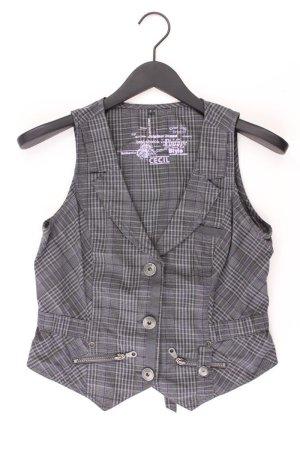 Cecil Vest multicolored cotton