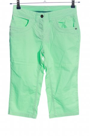 Cecilia Classics 3/4 Length Trousers green casual look