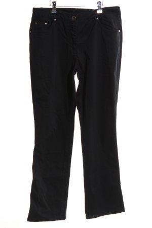 Cecilia Classics High Waist Jeans schwarz Casual-Look
