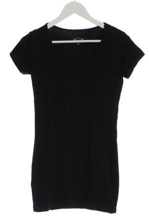Cecilia Classics Long Shirt black casual look