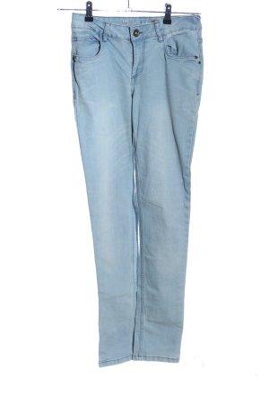 Cecilia Classics Tube Jeans blue casual look