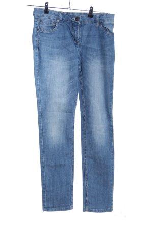 Cecilia Classics Slim Jeans blue casual look