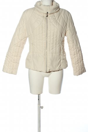 Cecilia Classics Quilted Jacket natural white quilting pattern casual look