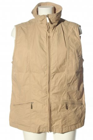 Cecilia Classics Quilted Gilet natural white casual look