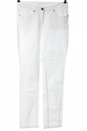 Cecilia Classics Jersey Pants white casual look