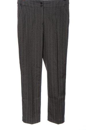 Cecilia Classics Jersey Pants light grey allover print casual look
